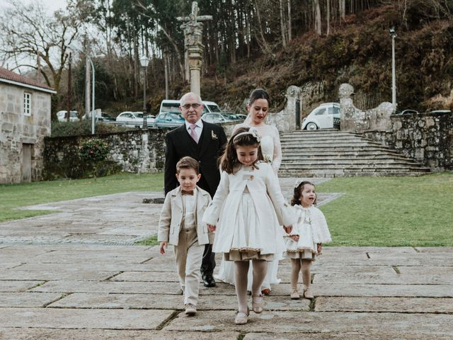La boda de Alberto y Alba en Raris, A Coruña 28