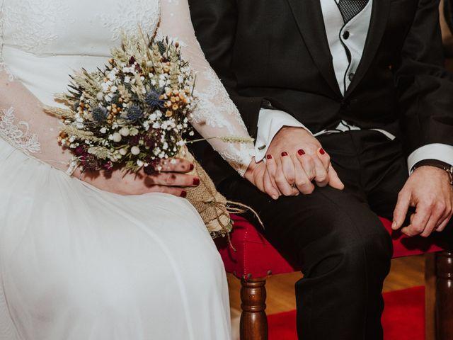 La boda de Alberto y Alba en Raris, A Coruña 31