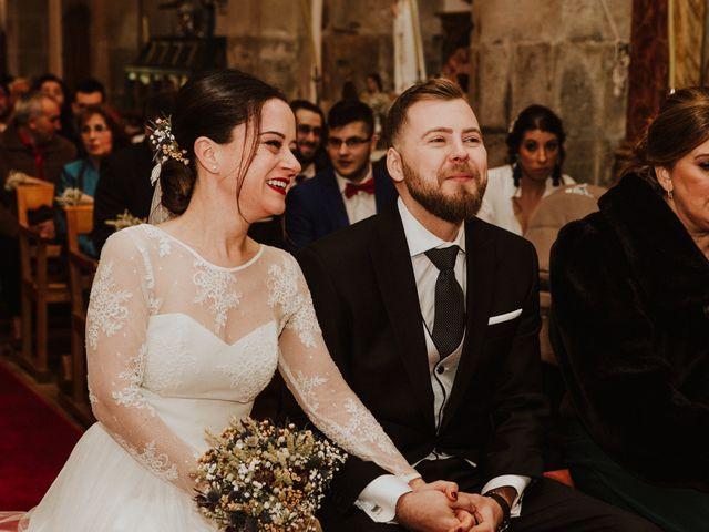 La boda de Alberto y Alba en Raris, A Coruña 33