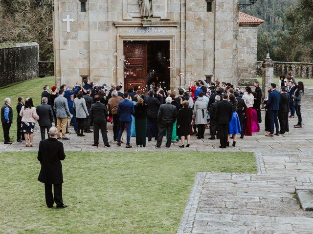 La boda de Alberto y Alba en Raris, A Coruña 35