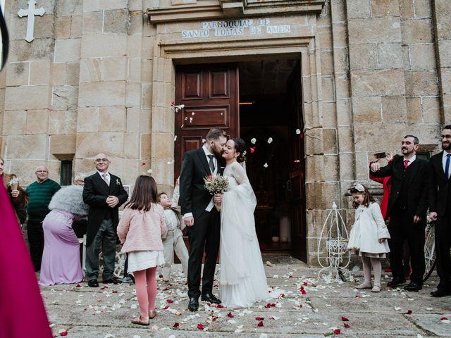 La boda de Alberto y Alba en Raris, A Coruña 36