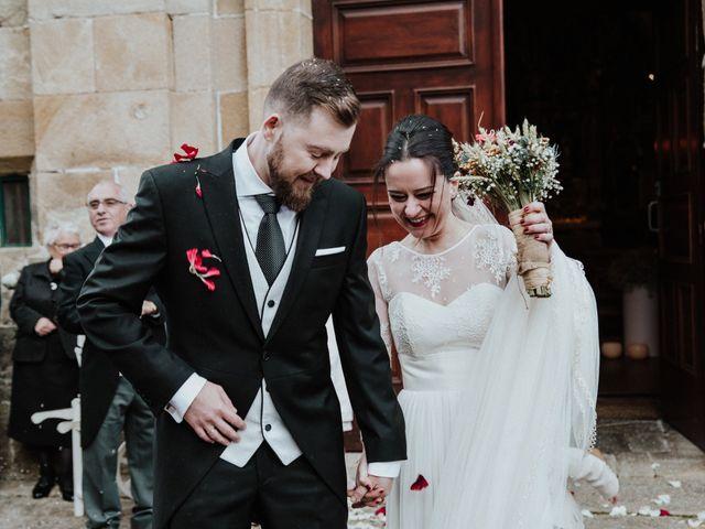 La boda de Alberto y Alba en Raris, A Coruña 37