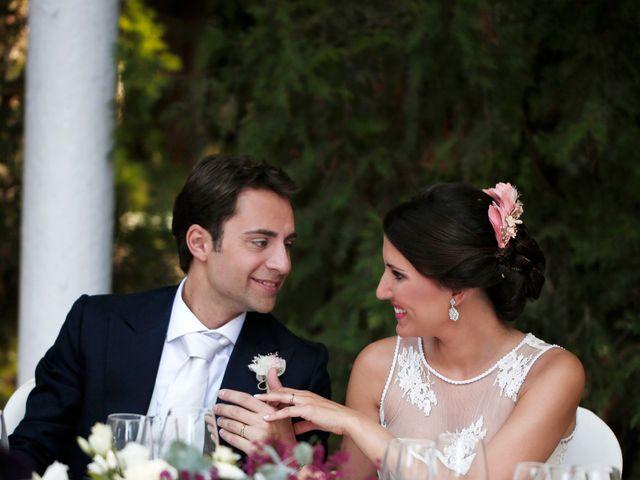 La boda de Paula y Mauro