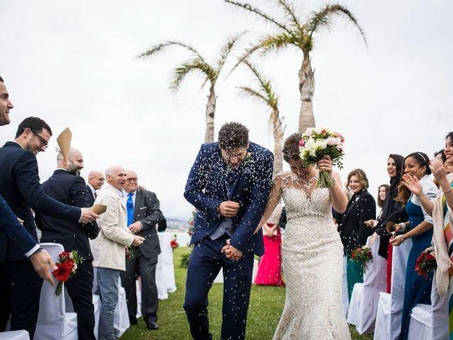 La boda de Esteban y Raquel en O Grove (Casco Urbano), Pontevedra 2