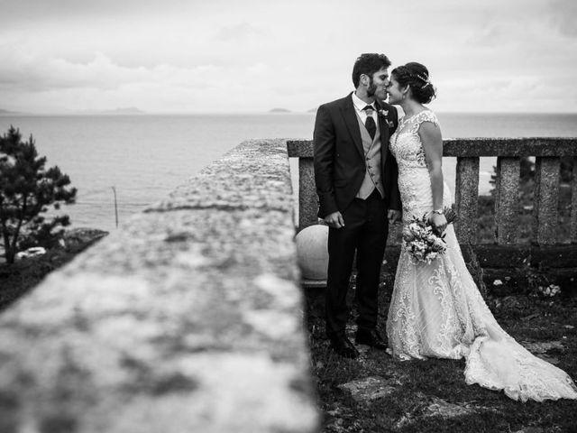 La boda de Esteban y Raquel en O Grove (Casco Urbano), Pontevedra 3