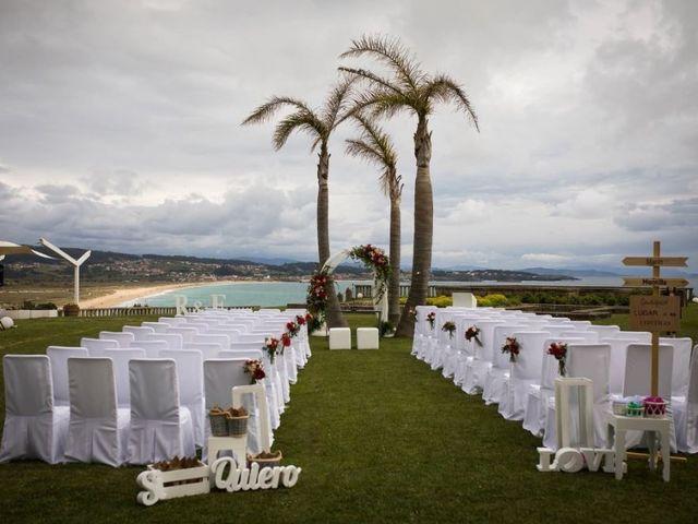 La boda de Esteban y Raquel en O Grove (Casco Urbano), Pontevedra 4