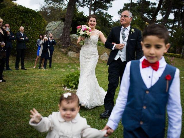 La boda de Esteban y Raquel en O Grove (Casco Urbano), Pontevedra 6