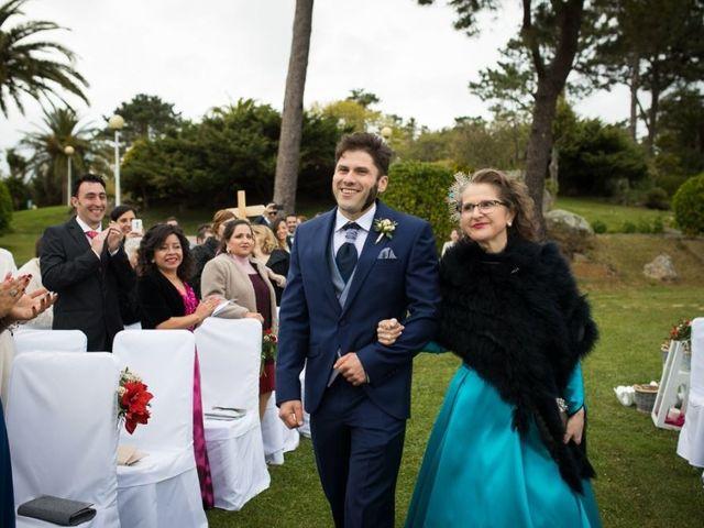 La boda de Esteban y Raquel en O Grove (Casco Urbano), Pontevedra 9