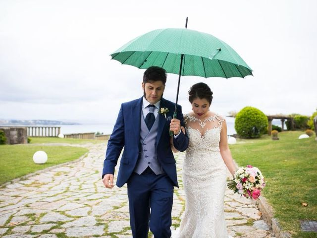 La boda de Esteban y Raquel en O Grove (Casco Urbano), Pontevedra 11