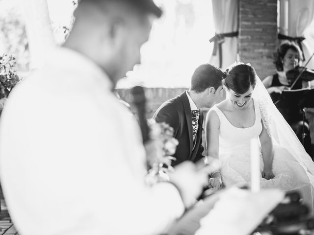 La boda de Carlos y Cristina en Alalpardo, Madrid 2