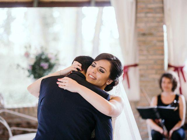 La boda de Carlos y Cristina en Alalpardo, Madrid 7