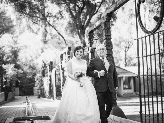 La boda de Carlos y Cristina en Alalpardo, Madrid 13