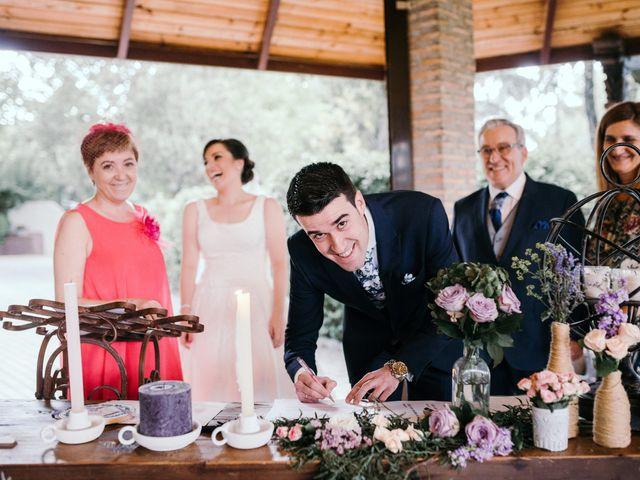La boda de Carlos y Cristina en Alalpardo, Madrid 14