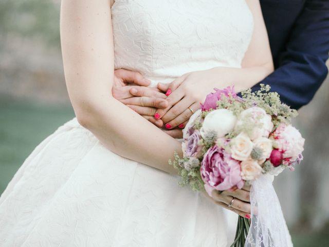 La boda de Carlos y Cristina en Alalpardo, Madrid 17
