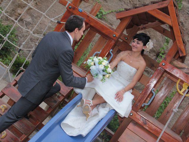 La boda de David y Brenda en Barcelona, Barcelona 11