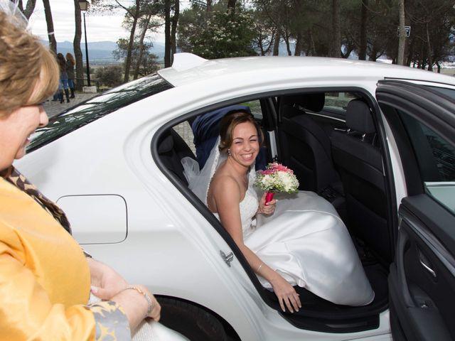La boda de Adan y Laura en Colmenar Viejo, Madrid 5