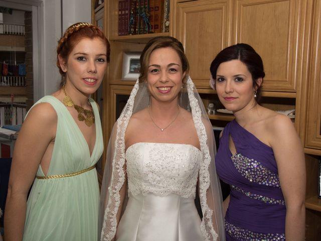 La boda de Adan y Laura en Colmenar Viejo, Madrid 13