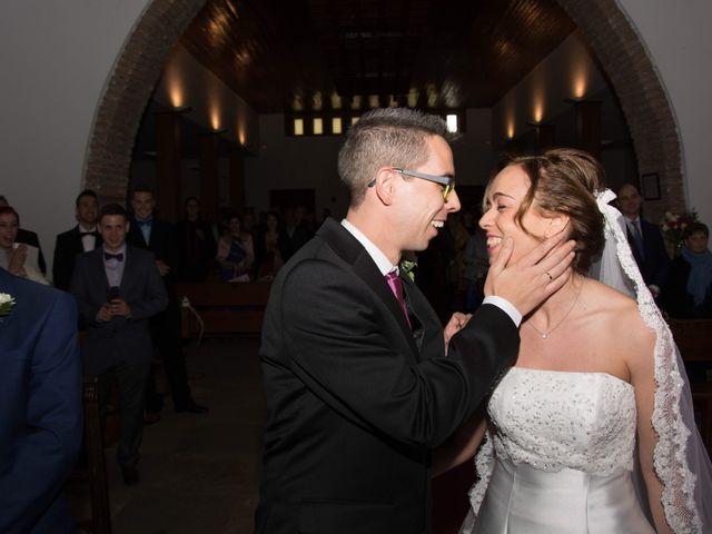 La boda de Adan y Laura en Colmenar Viejo, Madrid 18
