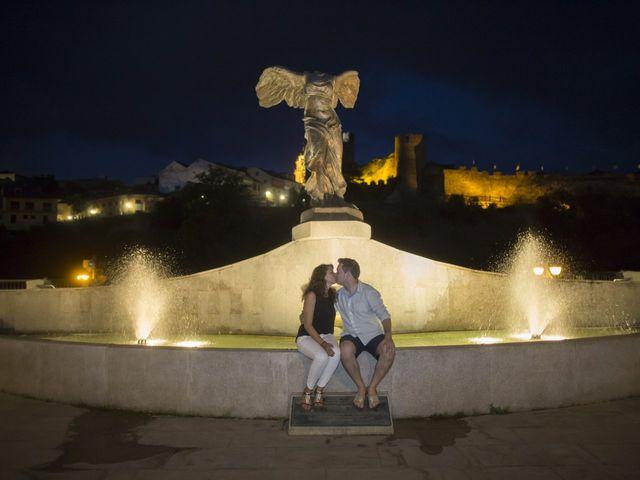 La boda de Daniel y Lidia en Vilamartin De Valdeorras, Orense 2