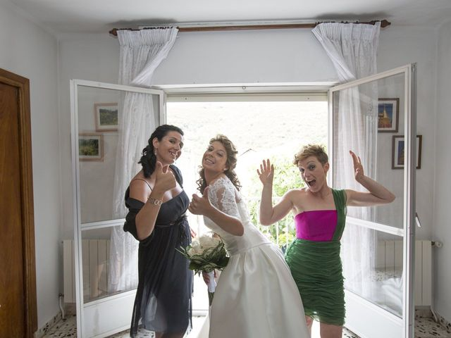 La boda de Daniel y Lidia en Vilamartin De Valdeorras, Orense 20
