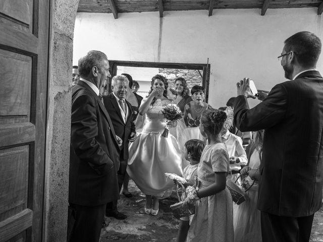 La boda de Daniel y Lidia en Vilamartin De Valdeorras, Orense 23