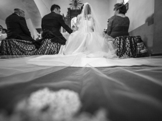 La boda de Daniel y Lidia en Vilamartin De Valdeorras, Orense 24