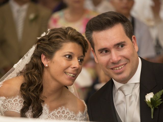 La boda de Daniel y Lidia en Vilamartin De Valdeorras, Orense 25