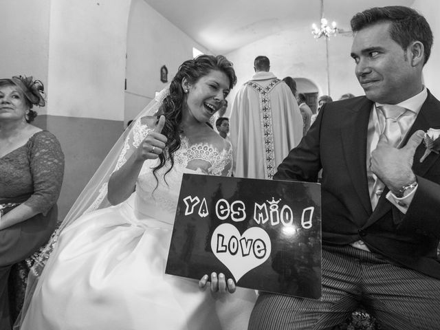 La boda de Daniel y Lidia en Vilamartin De Valdeorras, Orense 1
