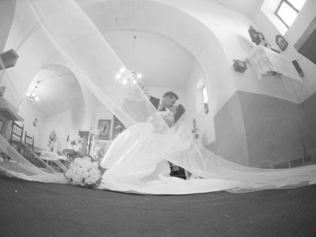 La boda de Daniel y Lidia en Vilamartin De Valdeorras, Orense 28