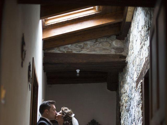 La boda de Daniel y Lidia en Vilamartin De Valdeorras, Orense 31