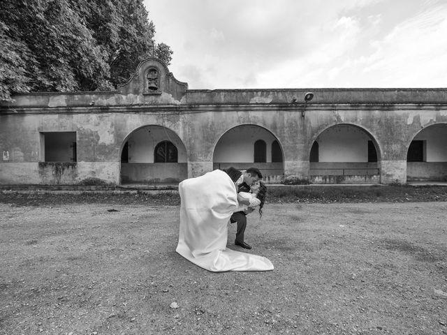 La boda de Daniel y Lidia en Vilamartin De Valdeorras, Orense 33