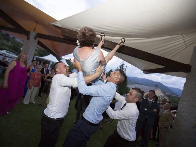 La boda de Daniel y Lidia en Vilamartin De Valdeorras, Orense 42