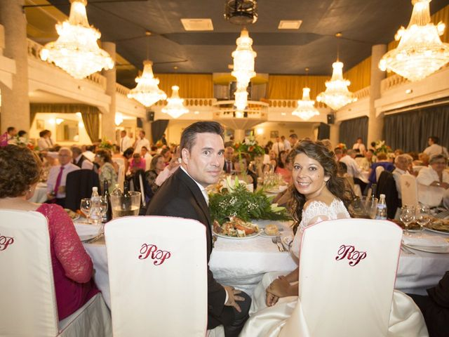 La boda de Daniel y Lidia en Vilamartin De Valdeorras, Orense 43
