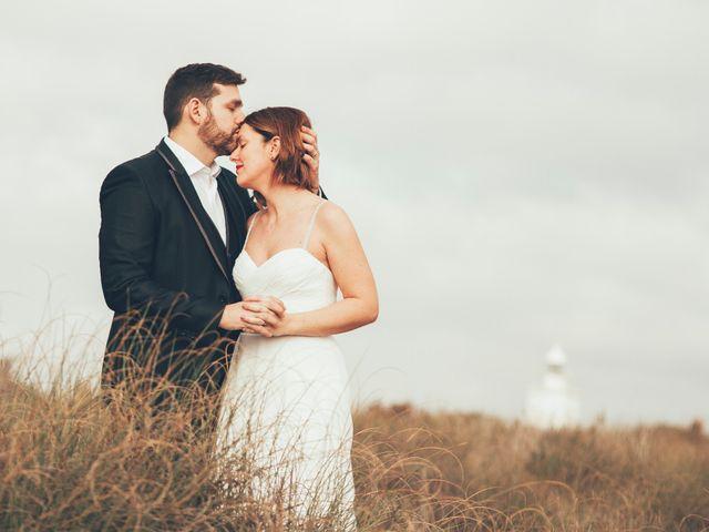 La boda de Elisa y Alberto