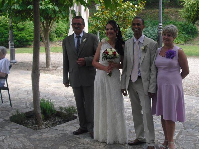 La boda de Ibrahima y Sylvia en Girona, Girona 2