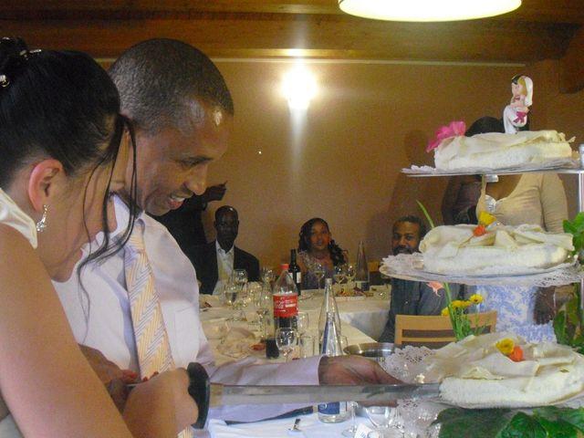 La boda de Ibrahima y Sylvia en Girona, Girona 6
