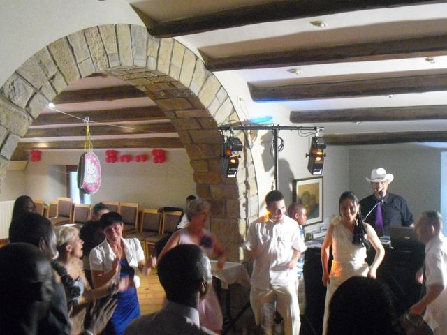 La boda de Ibrahima y Sylvia en Girona, Girona 5