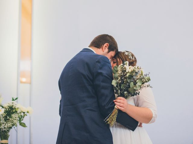 La boda de Daniel y Tatiana en Sant Marti Vell, Girona 9