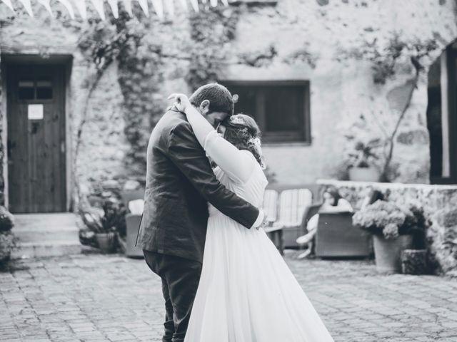 La boda de Daniel y Tatiana en Sant Marti Vell, Girona 15