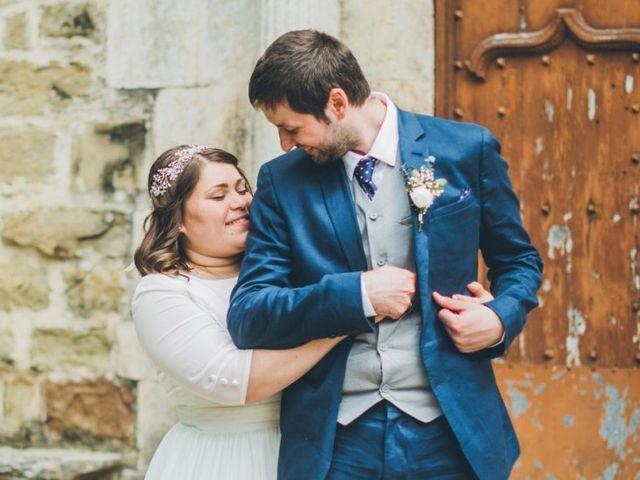 La boda de Tatiana y Daniel