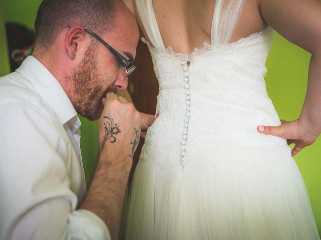 La boda de Javier y Natalia en Madrid, Madrid 18