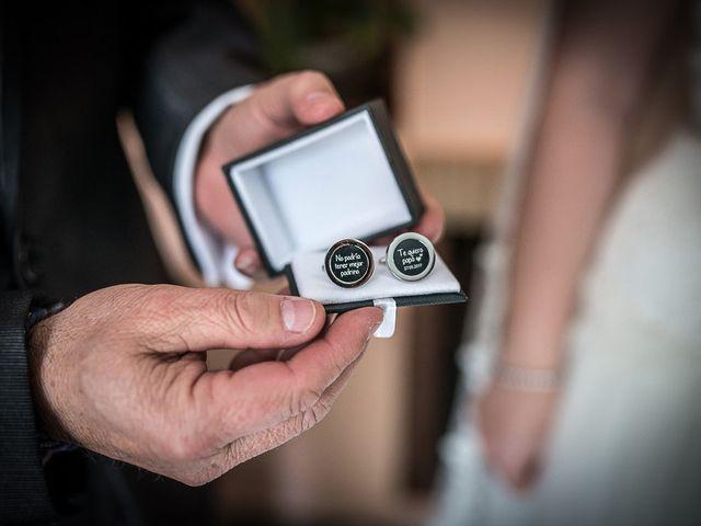 La boda de Javier y Natalia en Madrid, Madrid 22