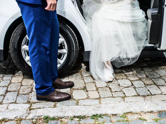 La boda de Javier y Natalia en Madrid, Madrid 24
