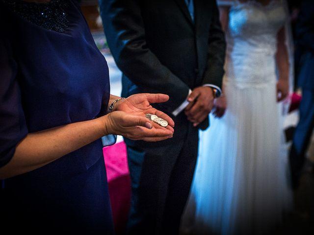 La boda de Javier y Natalia en Madrid, Madrid 30