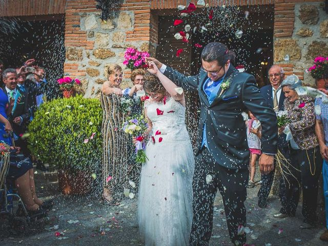 La boda de Javier y Natalia en Madrid, Madrid 34