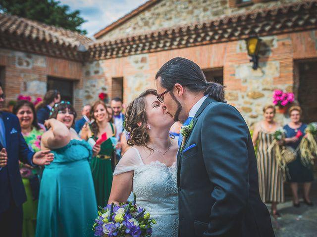 La boda de Javier y Natalia en Madrid, Madrid 35