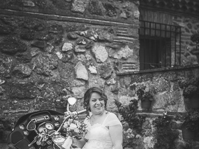 La boda de Javier y Natalia en Madrid, Madrid 38