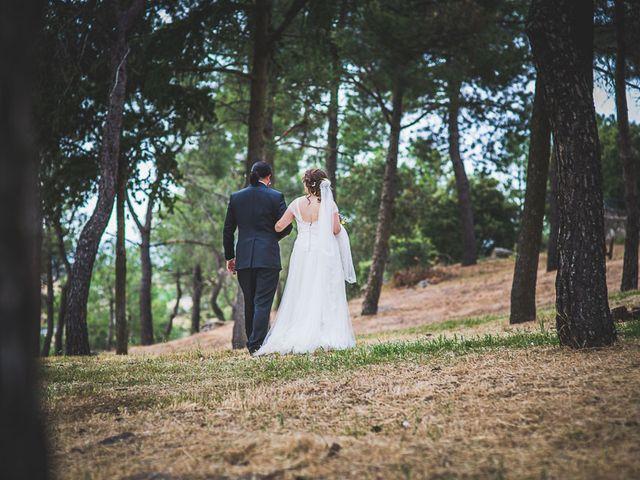 La boda de Javier y Natalia en Madrid, Madrid 41