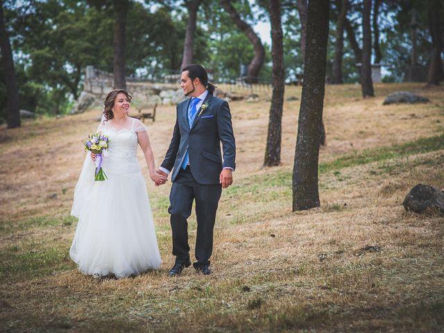 La boda de Javier y Natalia en Madrid, Madrid 43