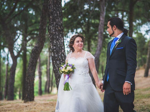 La boda de Javier y Natalia en Madrid, Madrid 45
